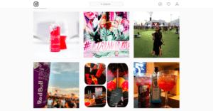 Red Bull Social Media Campaign